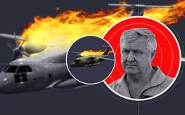 [Video] Hai mẹ con người Nga vô tình quay được toàn cảnh rơi máy bay quân sự kinh hoàng khiến anh hùng nước Nga thiệt mạng