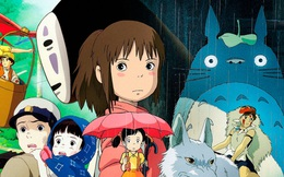 Quiz: Dành cho fan của Spirited Away, Totoro hay những bộ phim anime huyền thoại của Hayao Miyazaki