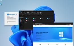 Bây giờ là năm 2021 rồi, Windows 11 cũng nên có Dark Mode cho tất cả các ứng dụng của mình