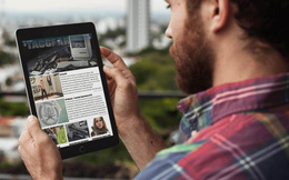 Chuyển từ báo giấy sang báo mạng, một tờ báo bỏ ra hàng triệu USD mua iPad tặng độc giả