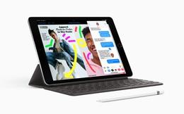 Apple ra mắt iPad giá rẻ mới: A13 Bionic, camera selfie góc siêu rộng, giá từ 329 USD