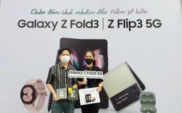"""iPhone 13 vừa hết nóng, Samsung mở bán hàng loạt sản phẩm """"cướp sân khấu"""""""