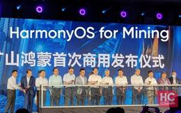 Huawei ra mắt Mine Harmony OS - hệ điều hành dành cho việc... khai thác mỏ than