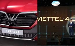 """Cuộc chơi mới của các công ty công nghệ: Vingroup, Viettel, FPT đồng loạt """"chuyển mình"""""""