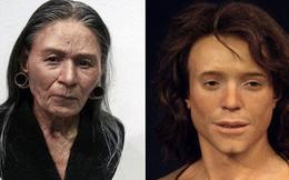 """Nhà khảo cổ học điêu khắc gương mặt của người thật sống hàng nghìn năm về trước, """"đẹp từng milimet"""" khiến nhiều người bị lừa"""