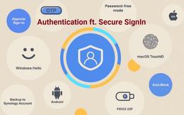 Tối ưu hóa và bảo vệ dữ liệu bằng Secure SignIn khi đăng nhập vào NAS Synology với DSM 7.0