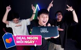 Rực trời deal - Phiêu nhạc chất cùng JBL và Lazada, giảm đến 50%++ vào ngày 20/10