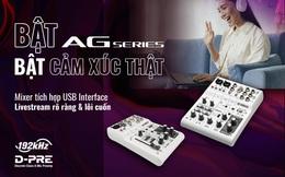 Lựa chọn mới cho người yêu công nghệ & âm nhạc – thiết bị tích hợp USB Interface từ Yamaha