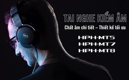 Tai nghe kiểm âm Yamaha – Công nghệ tái tạo âm thanh chi tiết từ chuyên gia Nhật Bản