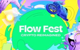 Flow Fest - Nơi kết nối người dùng với các ứng dụng blockchain