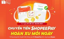 """""""Hấp lực"""" của việc chuyển tiền qua ví ShopeePay"""