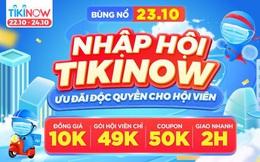 8 deal công nghệ giảm sốc chỉ từ 210K, thêm ưu đãi giảm 50K cho hội viên TikiNOW