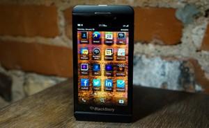Phablet BlackBerry A10 lộ cấu hình gây thất vọng