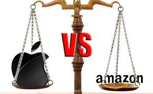 Apple chấp nhận để Amazon sử dụng thương hiệu App Store