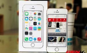 Cung không đủ cầu, iPhone 5s bất giờ tăng giá nhẹ sau thời gian dài tuột dốc
