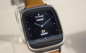 [IFA 2014] Trên tay smartwatch Asus Zenwatch: lính mới tò te