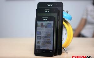 Cảm nhận nhanh bộ ba ZenFone của Asus tại Việt Nam