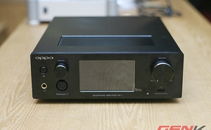 Đánh giá Oppo HA1 – Amplifier hi end cho dân sành nhạc
