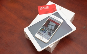 Mở hộp iPad mini 3 tại Việt Nam