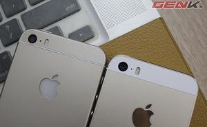 Rộ trào lưu độ vỏ iPhone 5S thành iPhone 6 giá 1,5 triệu đồng tại Hà Nội