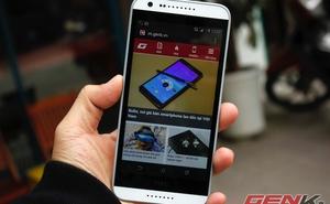 Cảm nhận HTC Desire 620G: trẻ trung, năng động nhưng thiếu tính cạnh tranh