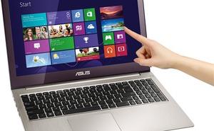 """Laptop Asus """"khoe tài"""" tại CES 2013"""