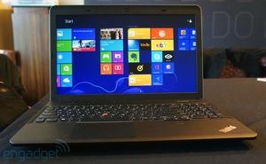 Lenovo giới thiệu ThinkPad Edge E431 và E531 với trackpad và dock sạc mới