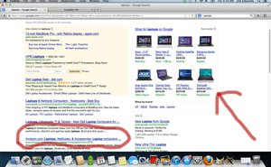 Google lộ giao diện search thử nghiệm tràn ngập quảng cáo