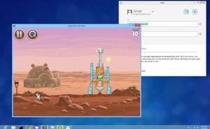 Chạy ứng dụng Metro dưới dạng cửa sổ trên Windows 8