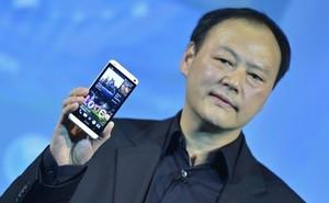 HTC có kết quả kinh doanh tệ nhất lịch sử