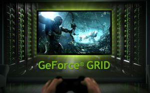 GeForce GRID - Giải pháp chơi game đồ hoạ đỉnh cao không cần card đắt tiền