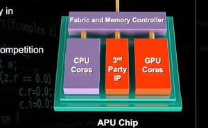AMD sẽ tích hợp kiến trúc ARM vào chip APU, dự kiến ra mắt trong 2013