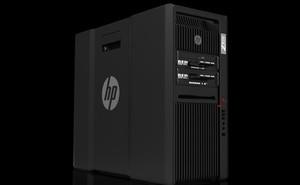 HP xây dựng mẫu máy trạm chuyên xử lý video độ phân giải 4K