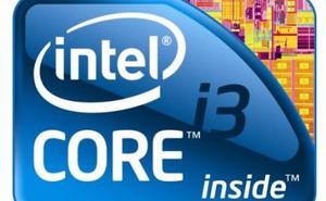 Chip Core i3 của Intel được áp dụng kiến trúc Ivy Bride