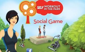 Self Workout in the Park - Game dành cho người lười vận động