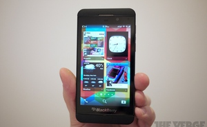 Đánh giá chi tiết BlackBerry Z10