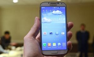 Những hình ảnh của Galaxy S4 chính thức ra mắt sáng nay