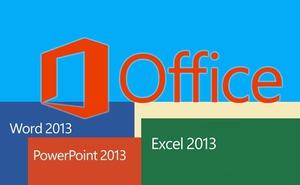 Giải thích các phiên bản Office 2013 vừa ra mắt
