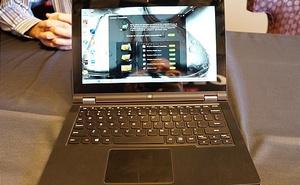 Lenovo công bố IdeaPad Yoga 11S: Laptop gập với sức mạnh Ivy Bridge