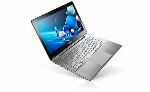 Samsung giới thiệu laptop Series 7 Chronos và Ultrabook Series 7 Ultra