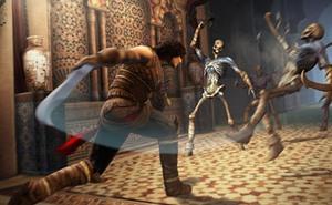 Hoàng Tử Ba Tư công bố screenshot đầu tiên