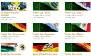 Google, YouTube... hưởng ứng World Cup 2010