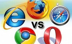 Firefox và IE là hai trình duyệt chậm nhất thế giới