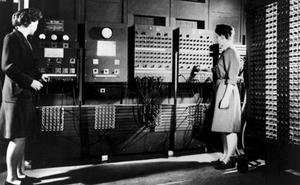 Điểm mặt những chiếc máy tính đầu tiên trong lịch sử nhân loại