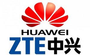 """Phương Tây """"lo ngại"""" 2 đại gia viễn thông Trung Quốc"""
