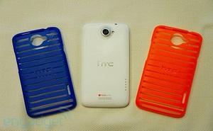 Ra mắt ốp lưng sặc sỡ dành cho HTC ONE X