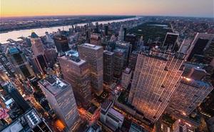 2 năm cho tấm ảnh toàn cảnh New York