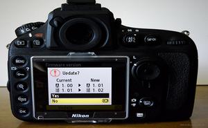 Nikon sửa nhiều lỗi trên máy ảnh D600 và D800 trong firmware mới