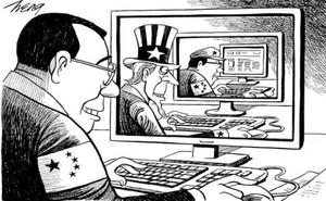 Mỹ có thể trừng phạt Trung Quốc vì tấn công mạng