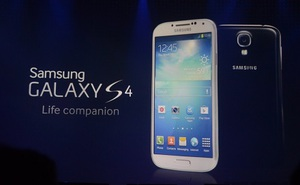 Trải nghiệm các tính năng của Galaxy S4 trước khi mua bằng trang hướng dẫn sử dụng